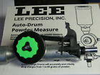 Lee Powder Measure UPGRADE  4pcs Knob fits Deluxe, Classic, Auto Drum - USA Made