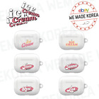 BLACKPINK ICECREAM AirPods Pro Case Cover 6types White & Clear Ver. Official MD