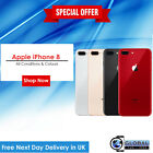 New Apple Iphone 8 64gb/256gb & Colours Sim-free Smartphone With Accessories