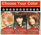 REVLON COLORSILK Beautiful Color Permanent Hair Dye 3D GEL Bleach Selected Color