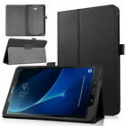 """Leather Case Stand with Pencil Holder For Samsung Tab A 8.0"""" / Tab E Nook 9.6"""""""