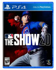 MLB The Show 20 -- Standard Edition (Sony PlayStation 4, 2020)