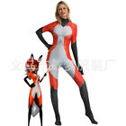 Ladybug Jumpsuit Rena Rouge Bodysuit Cosplay Costume For Adult  Kids Halloween