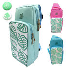 Shoulder Bag Pouch Crossing Carrying Blue For Nintendo Switch/ Lite Animal New