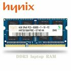 Hynix 4GB PC3 DDR3 Notebook Laptop Memory 1066Mhz 1333Mhz 1600Mhz