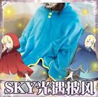 Sky:children Of Light    Cos Cloak For Warm Men Women Cosplay Costumes N