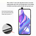 2Pcs HD Tempered Glass Screen Protector For Huawei Honor 8X 9X 9 10 Lite 20 Pro