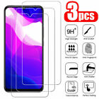 3Pcs HD Tempered Glass Screen Protector For Xiaomi Mi 10 9 8 Lite 9T Pro A3 A2