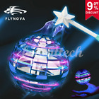 Flynova Pro Spinner with Endless Tricks Flying Toys Hand Operated Drones Gifts