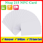 NFC PVC Card NTAG215 Compatible All NFC Enabled Smartphones and Devices Chip US