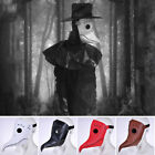 Halloween Props Steampunk Plague Doctor Bird Mask Party Dress Cosplay Costume