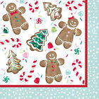 PIONEER WOMAN Christmas Holiday Paper Party Napkins *Gorgeous* YOU PICK