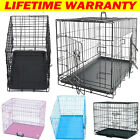 Dog Cage Puppy Crates Small Medium Large Extra Large Pet Carrier Training Cages