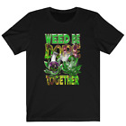 Weed Be Dope Together Logo - (L)