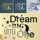 Home Decoration Wall Stickers Acrylic Mirror Wall Stickers English Letters Gift