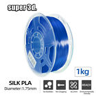 PLA /Silk PLA /TPU/PETG /WOOD/ 0.8/1Kg 1.75mm for 3D Printer Filament