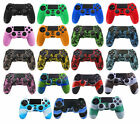 PS4 Camouflage Silicone Controller Case Skin Cover For PlayStation 4 Slim Pro