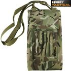 TACTICAL ARMY MAP CASE POUCH WATERPROOF COVER MTP BTP CAMO HOLDER HIKING