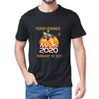 NASA SPACE Mars Rover Perseverance 2020 Landing Date Space Lover Gift Shirt