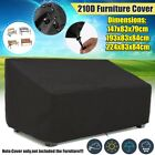 Garden Patio Furniture Cover Dust Rain Uv Sofa Protector Bench Couch Waterproof