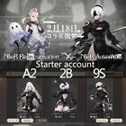 NieR Re[in]carnation NieR Automata 4⭐ Characters Starter Accounts 4* 2B A2 9S