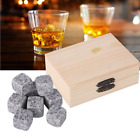 Greensen 9Pcs Whisky Wine Chilling Stones Set Bar Home Drink Chiller Stones Rock
