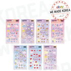 BT21 Character Clear Sticker DREAM Ver. Official K-POP Authentic Goods