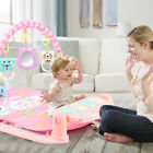 3-in-1 Baby Gym Play Mat Foot Pedal Musical Piano Activity Educational AU