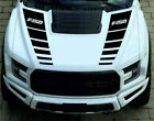 2pcs - Hood Stripes hood decal fit Ford F150 racing graphics vinyl sticker logo