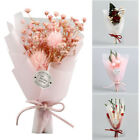 Mini Dried Flower Bouquet Romantic Gift With Box Home Garden Party Decor