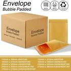 GOLD BUBBLE PADDED ENVELOPES BAGS POSTAL WRAP MAILERS MAILING ALL SIZES A4 A5 A8