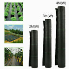 Heavy Duty Weed Control Fabric Membrane Garden Ground Weed Barrier Sheet Mat