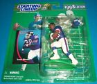 88 00 Starting Lineup SLU Assorted NFL Football Packaged Figures Cards PSA Ready