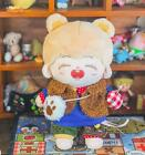 Hand-made XiaoZhan 20cm Doll Clothes Clothing Bear Tailor Suit Lamb Wool Outfits