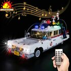 Brick Shine- Light Kit for LEGO Ghostbusters™ ECTO-1 10274 (Top Rated Seller)