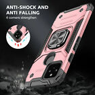 For Google Pixel 5 4A 5G Shockproof Magnetic Ring Stand Hybrid Armor Case Cover
