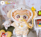 Original Hand-Made Plush Doll Clothes Clothing Outfit Baby Suit Cute Cheese Set