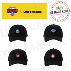 BRAWL STARS x LINE FRIENDS Character Embroidery Ball Cap Authentic Goods