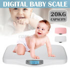20KG LCD Digital Toddler Baby Scales Infant Pet Weight Measure Weighing Scales