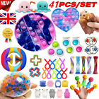 41 Pack Fidget Toys Set Sensory Tools Bundle Stress Relief Hand Kids Adults Toy