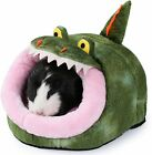 Small Animal Hamster Bed Habitat Toy Hideout House Washable