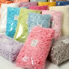 Colorful Shredded Crinkle Paper Raffia Candy Boxes DIY Box Decoration 20g 50g