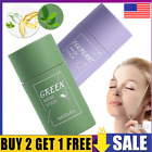 Natural Green Tea Purifying Clay Stick Mask Oil Control Anti-Acne Fine Solid US-