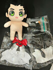 Marvel The Avengers Loki 20cm Doll Clothes Outfits Toy Plush Stuffed Limit N