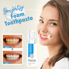 60ML Brightify Deep Cleaning Foam Toothpaste Soda Mousse Teeth Stain Remove