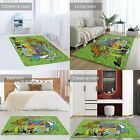 Scooby Doo Washing Area Rugs For Living room│Kids room│Comfortable Carpet