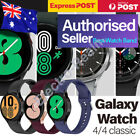 Silicone Watch Band Strap For Samsung Galaxy Watch 4 Classic 40/42/44/46mm 2021