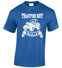 Personalised Ipswich Town FC Tractor boys T-Shirt