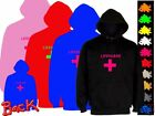 Lifeguard Hoodies Various Colours and Prints XS-XL New!
