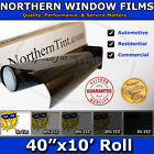 "Window Tint UV Solar Film 40""x10' Roll car home office"